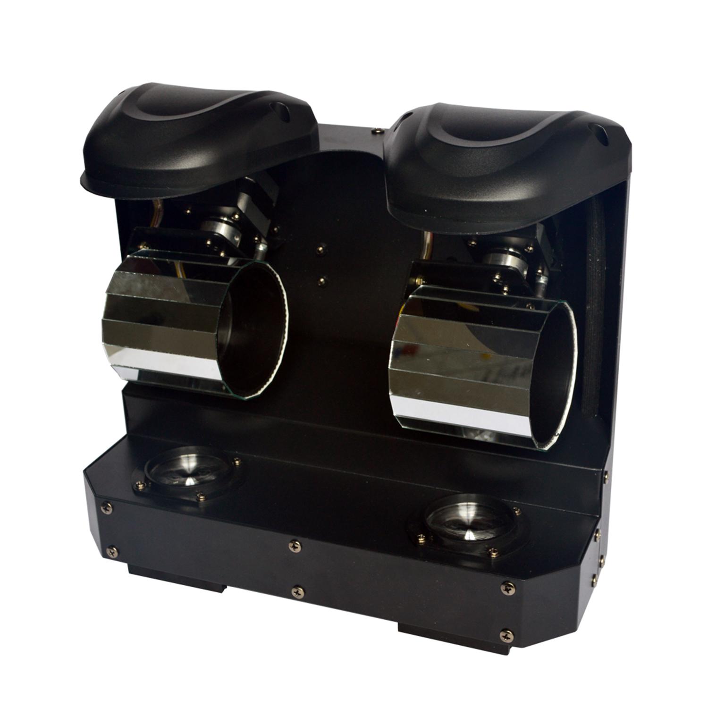 Double Barrels LED Scanner