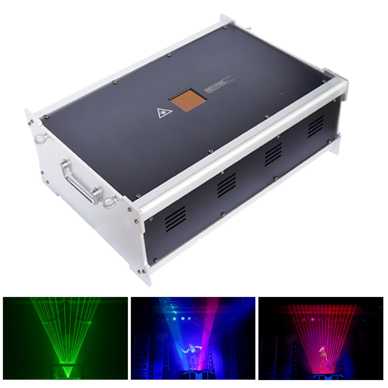 Lightful A19 3-5w RGB Laser man