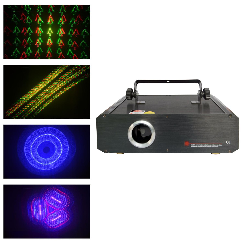 Lightful A4 800-1000mw RGB 3D