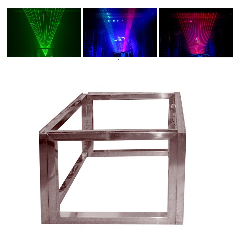 Lightful Laser Man Stage