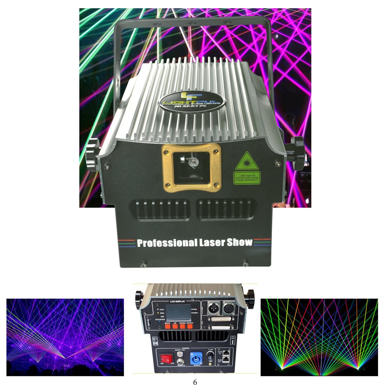 Lightful M9 3-4w LD RGB