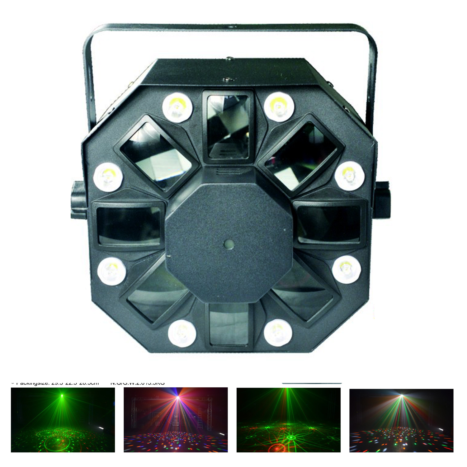 Lightful X19 Effect Laser LED