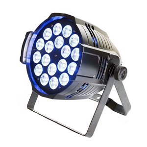 PAR LED 18x10w 6in1