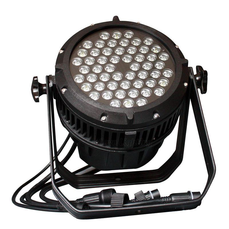 PAR LED 54x3w 3in1 ip65
