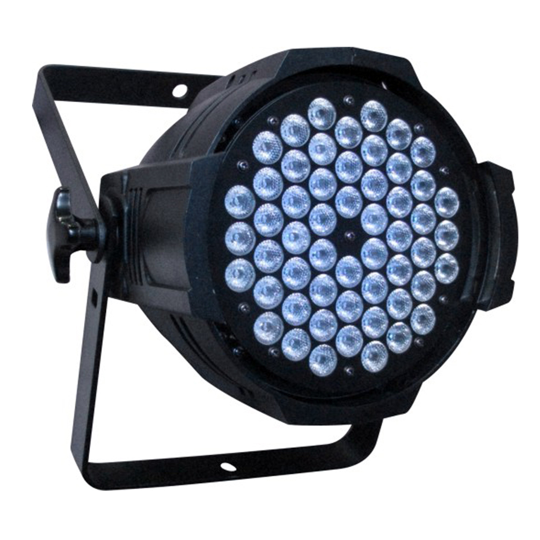 PAR LED 54x3w UV